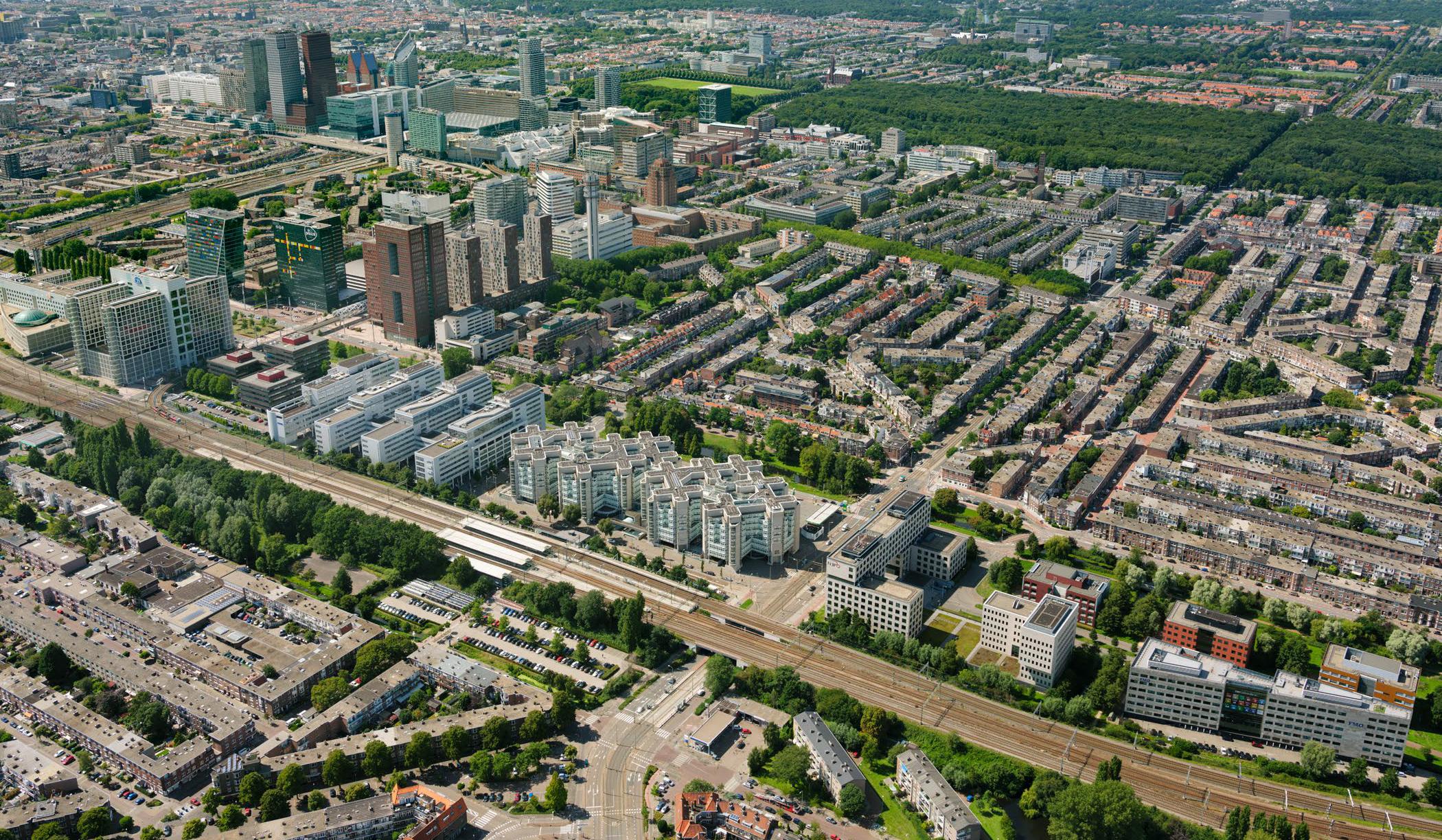 Kantoorruimte huren in Den Haag Beatrixkwartier