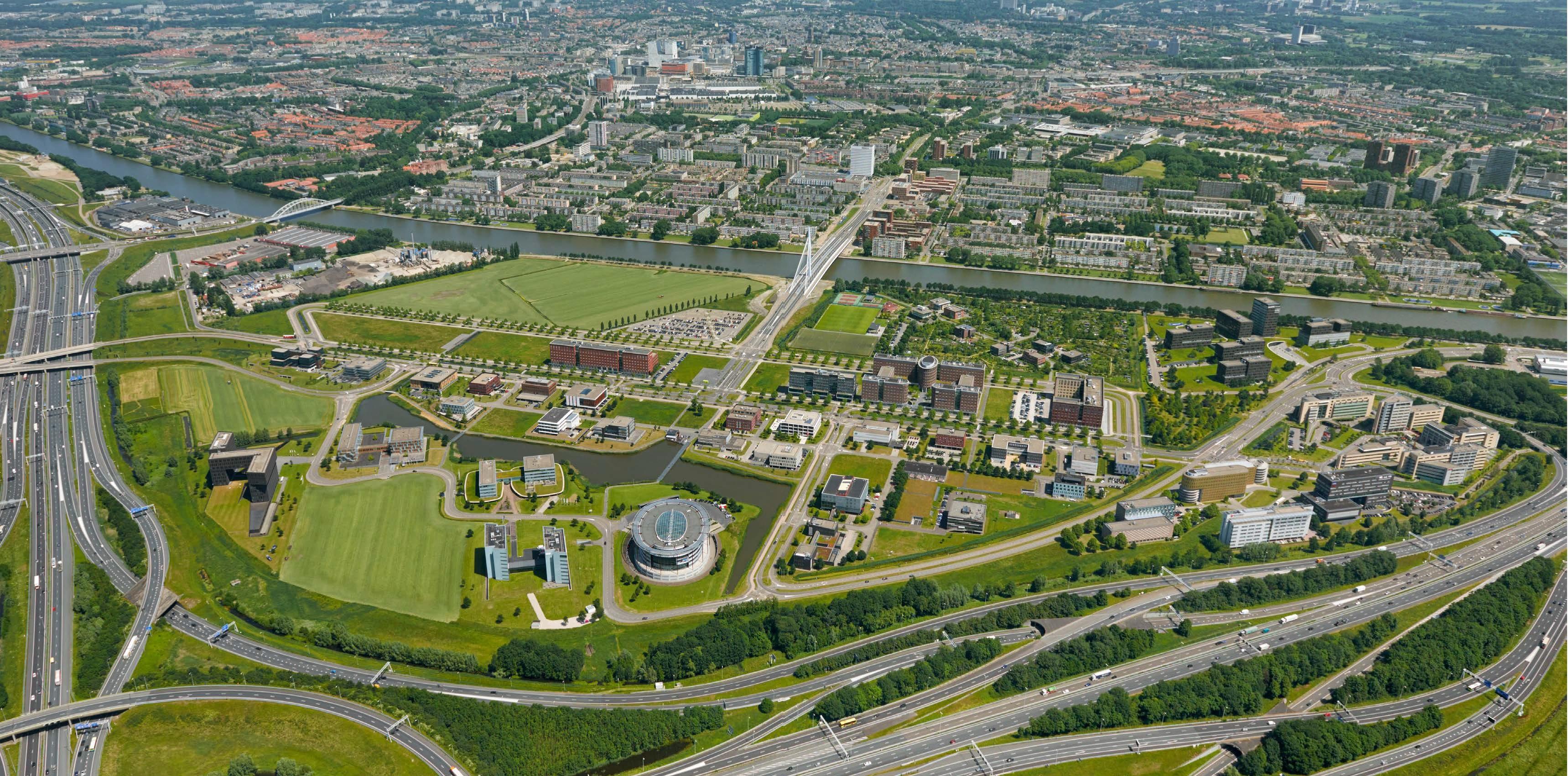 Kantoorruimte huren in Utrecht Papendorp