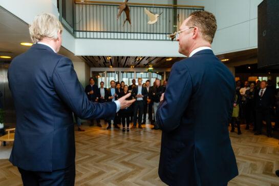 Officiële opening kantoor Arnhem