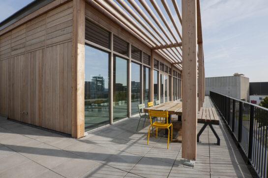 Imagewharf verhuurt 1.003 m² kantoorruimte