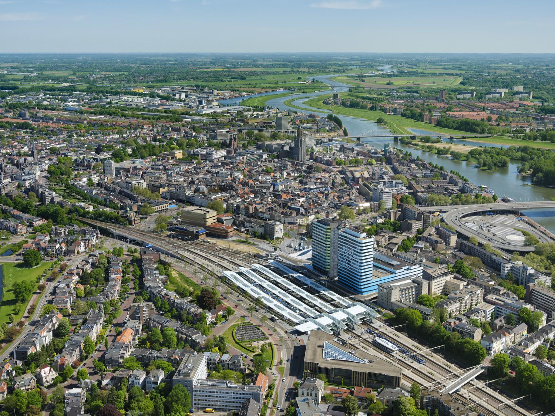 Kantoorruimte huren in Arnhem