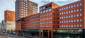 Union Street verhuurt circa 4.300 m² kantoorruimte in HS Building