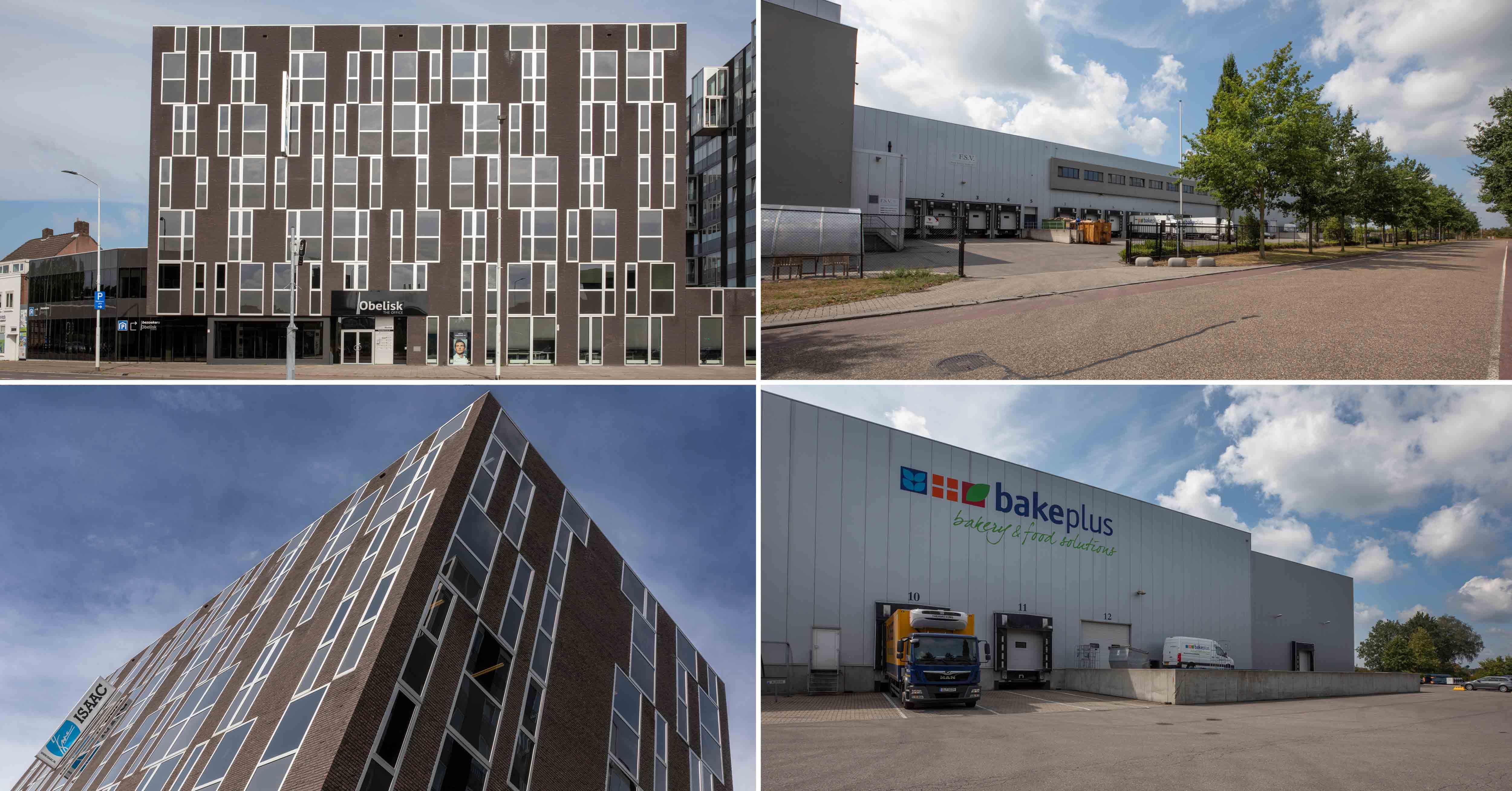 Union Street verwerft kantoorgebouw in Eindhoven en distributiecentrum in Venlo
