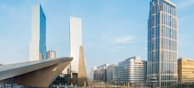 Kantoorruimte huren in Rotterdam
