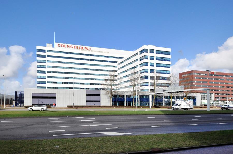 Evi Coen verhuurt circa 1.303 m² kantoorruimte in Amsterdam