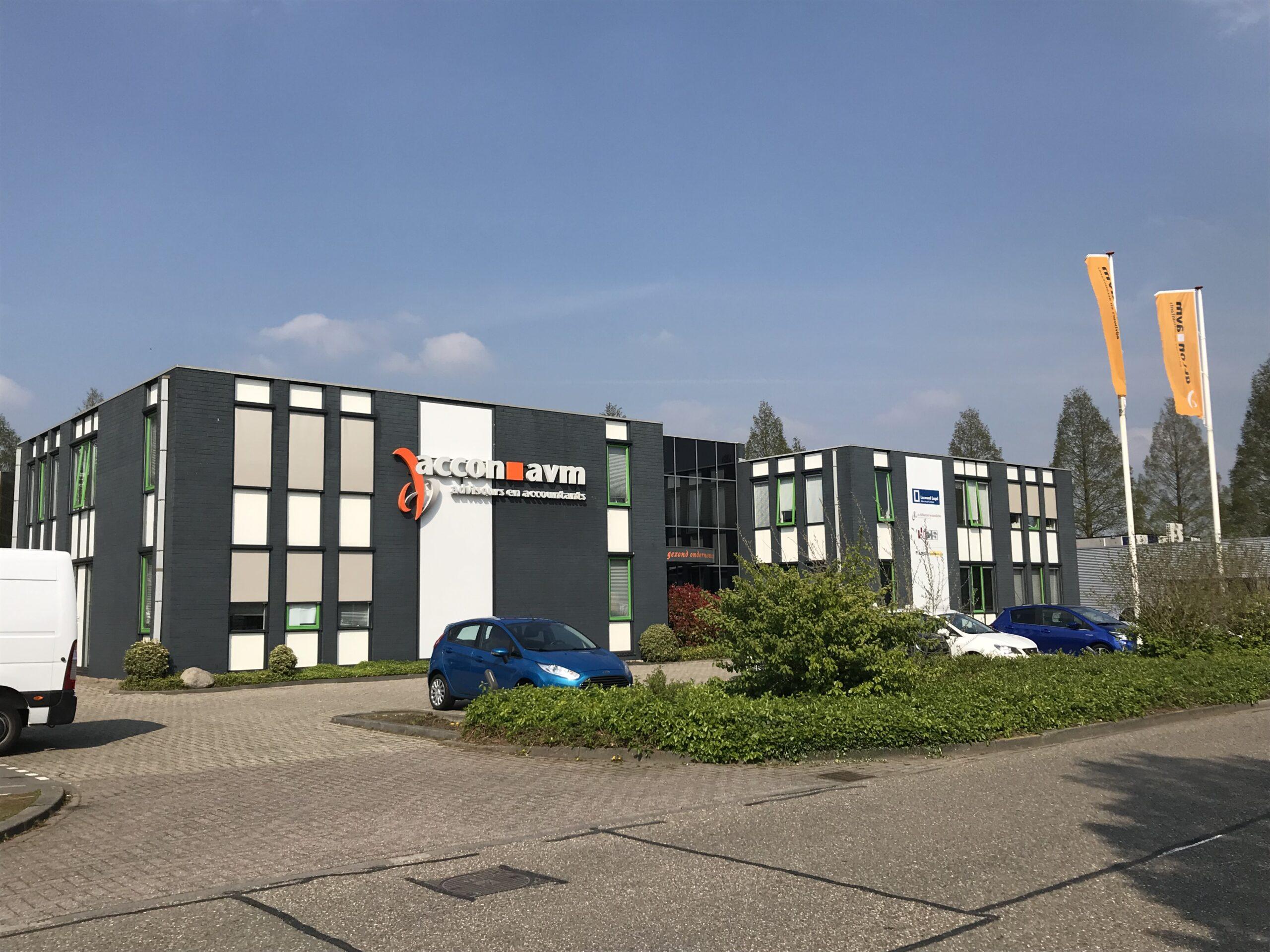 Van der Meijden Vastgoed verkoopt circa 808 m² aan de Techniekweg 15 in Gorinchem