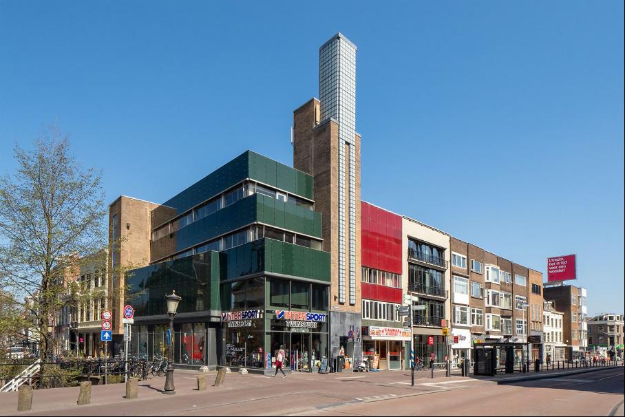 Stichting W/E adviseurs huurt 380 m² kantoorruimte in Utrecht