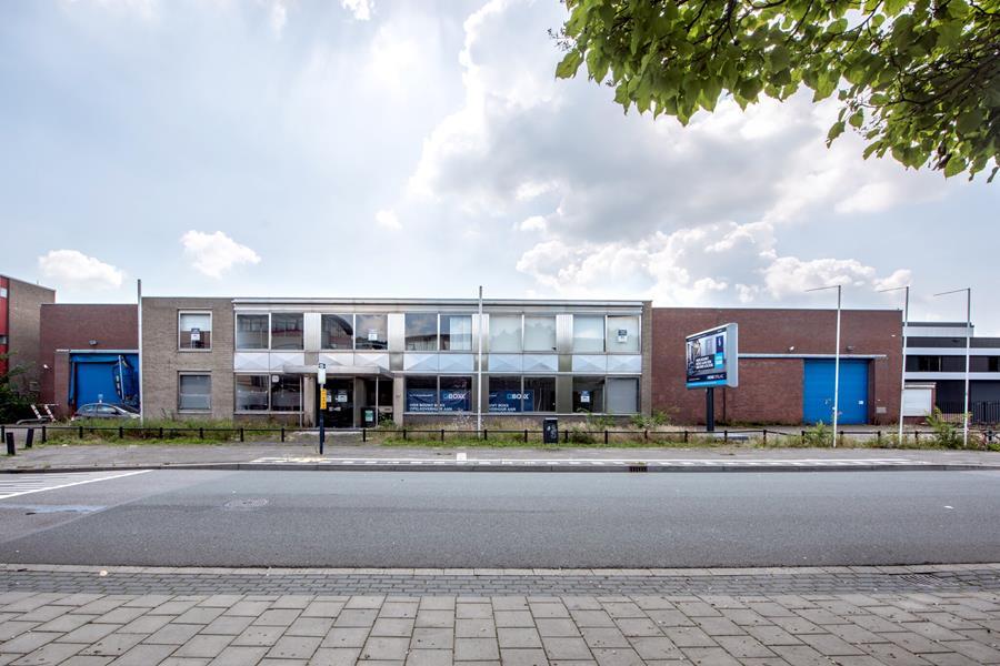 Boxx Opslag onderverhuurt kantoor- en bedrijfsruimte in Utrecht