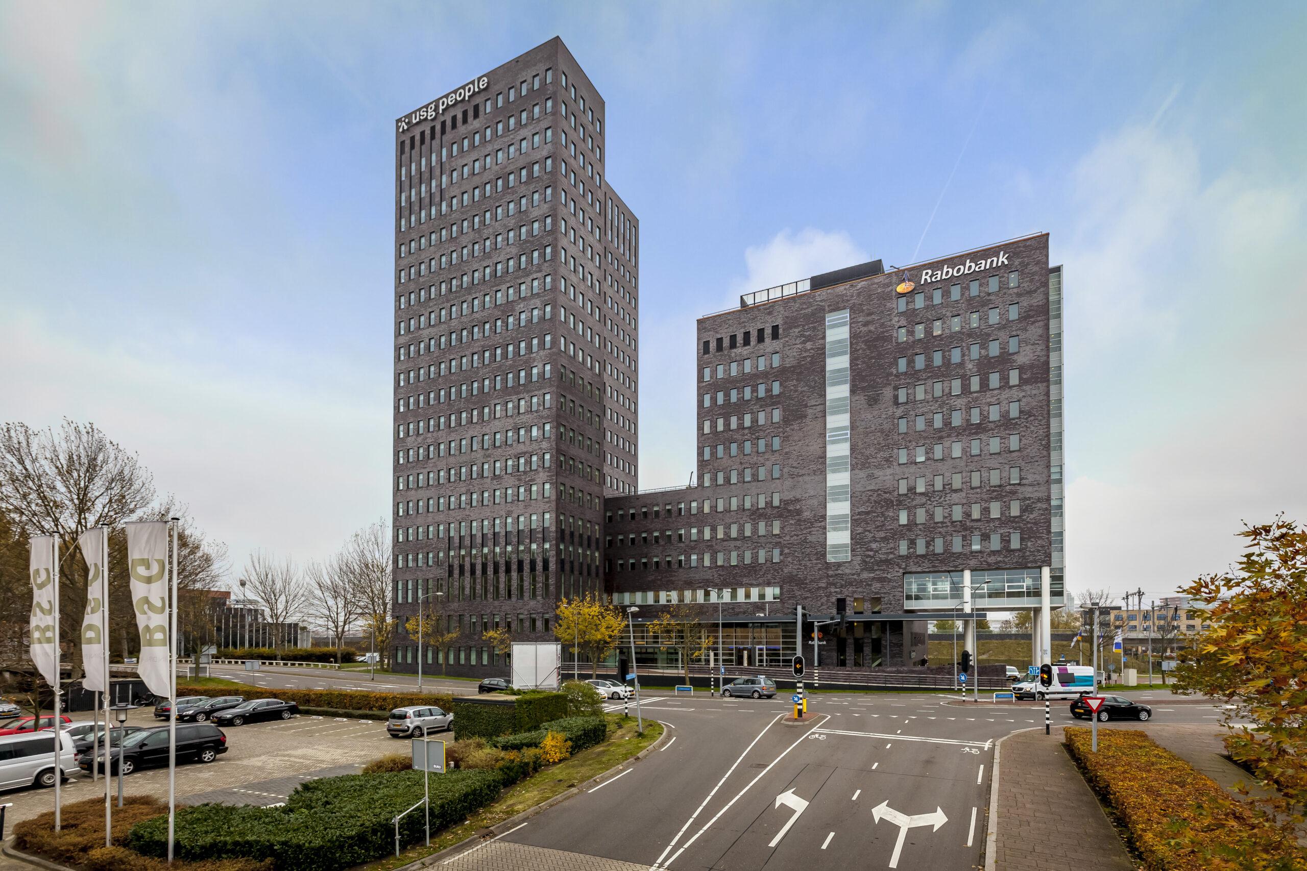 Union Street verhuurt totaal circa 300 m² in Almere