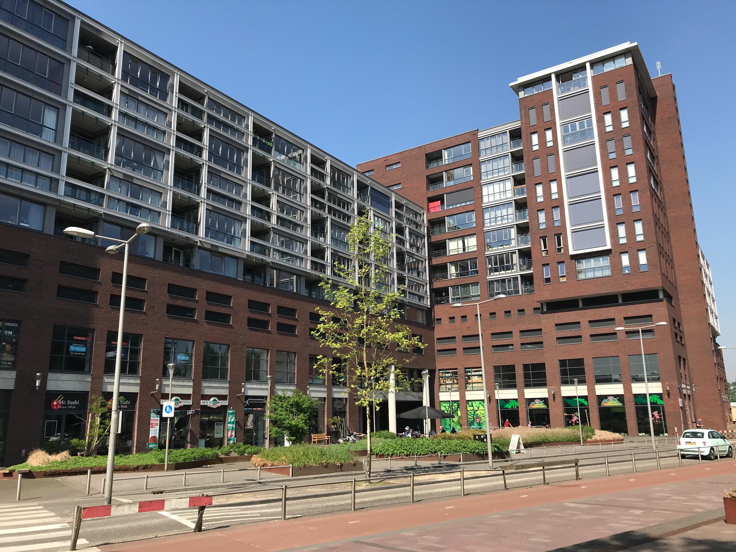 Het Kwadrant B.V. verkoopt circa 3.720 m² winkelruimte in Maarssen