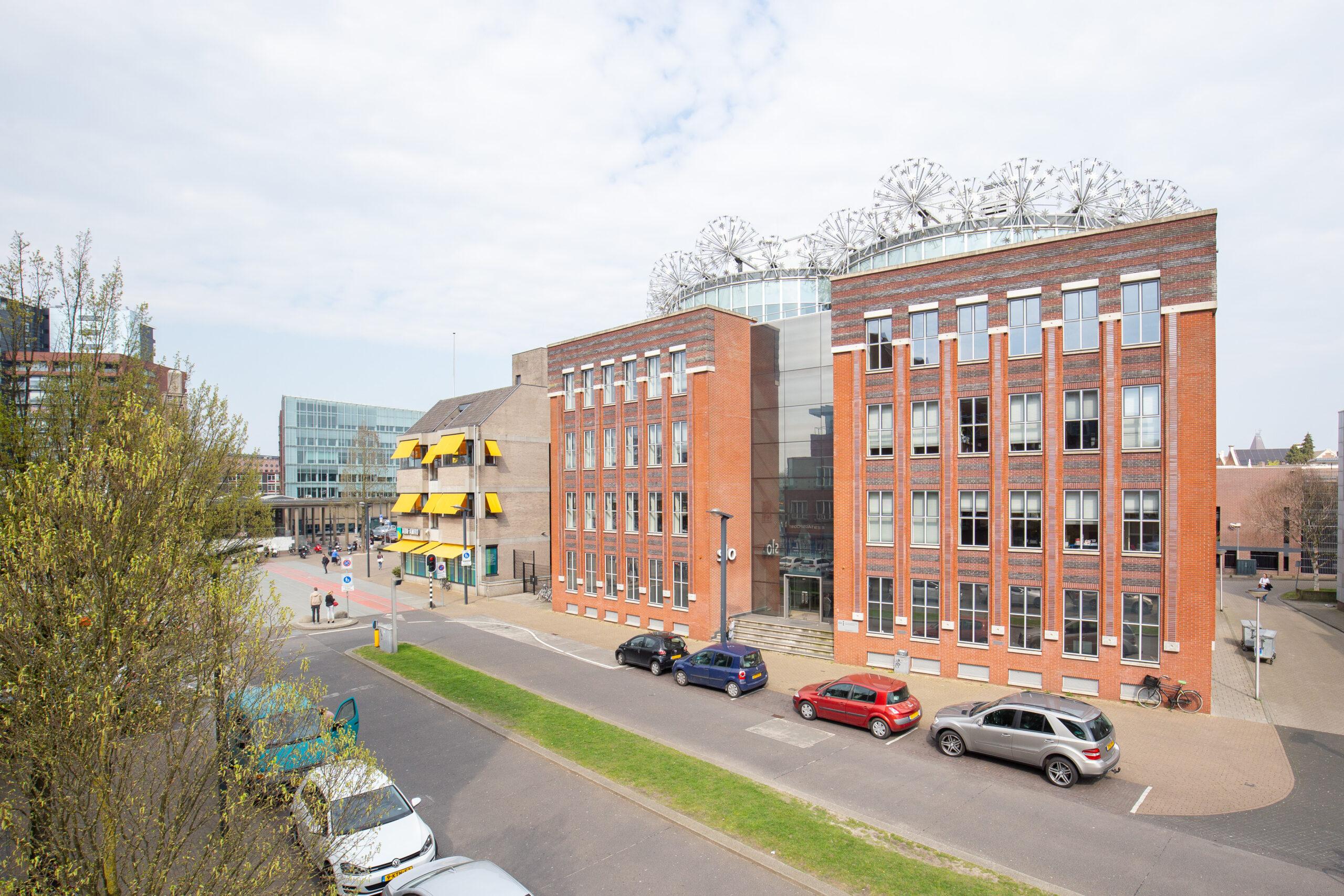 Union Street verhuurt circa 2.300 m² kantoorruimte in Enschede
