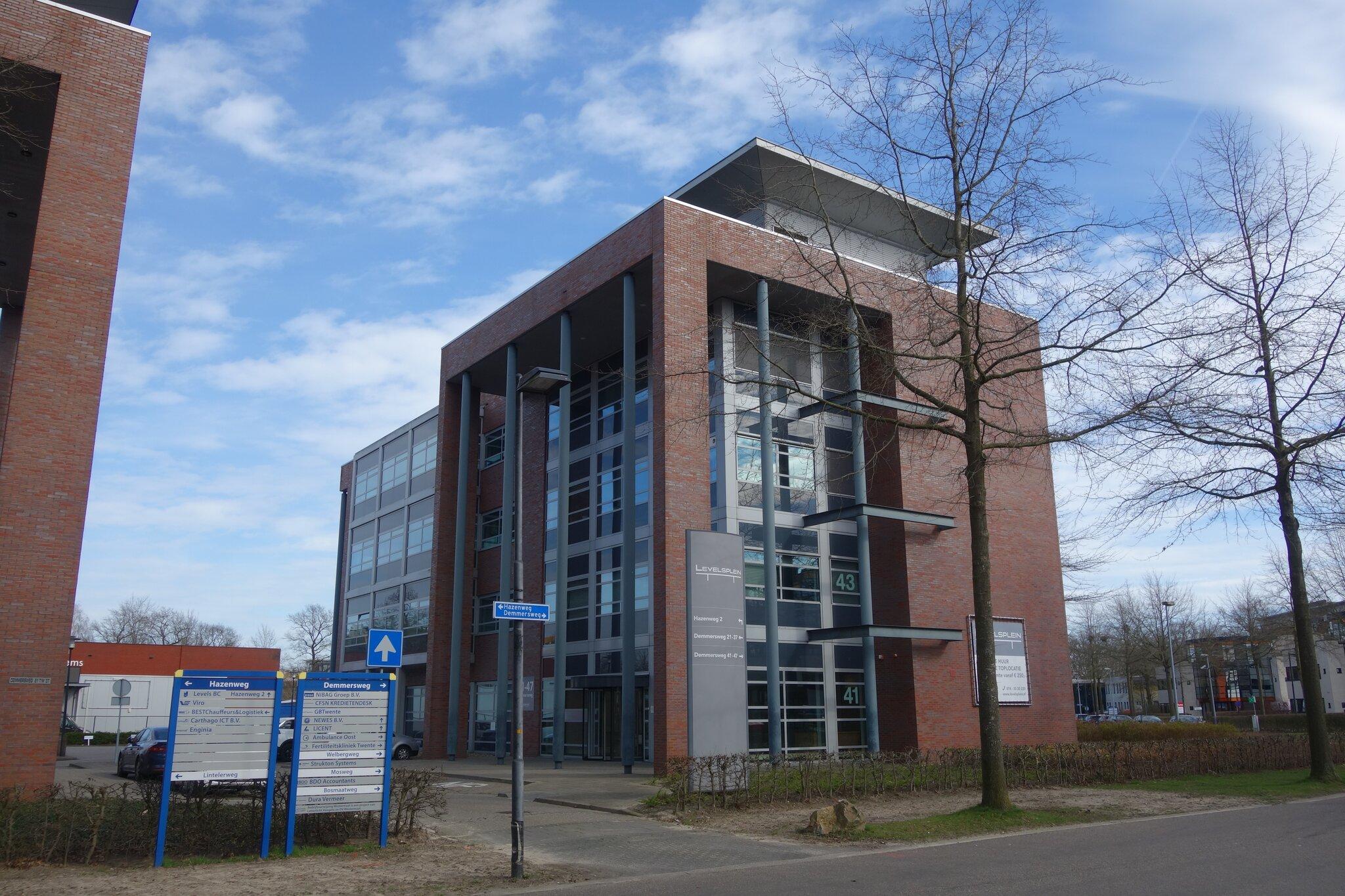 Visma Verzuim huurt 926 m² kantoorruimte in Hengelo