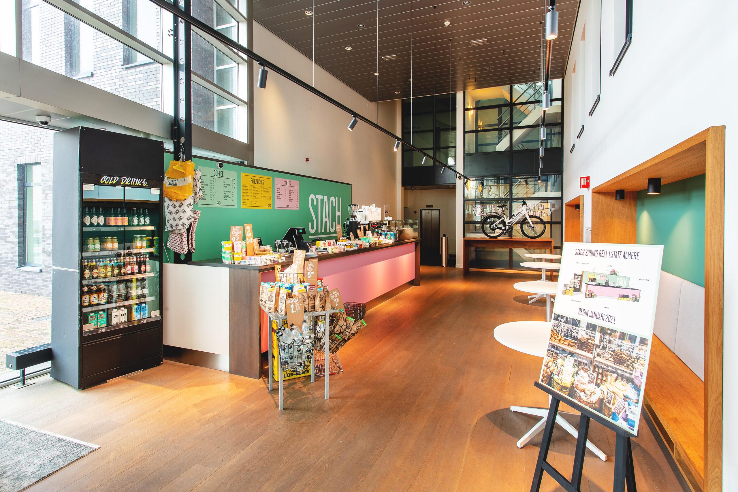 STACH opent haar deuren in de Eurotoren in Almere