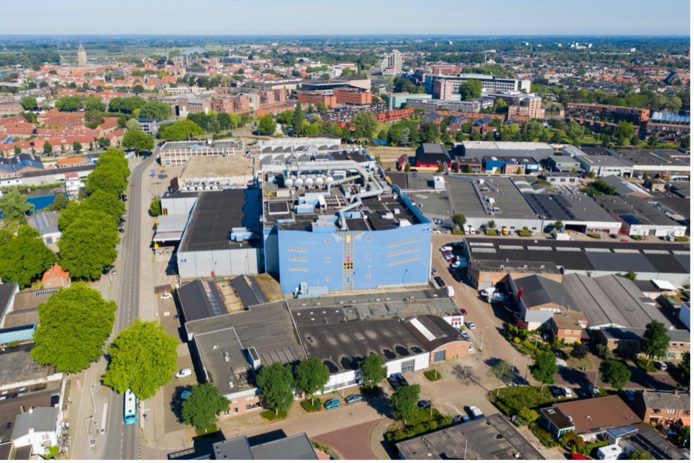 SVE Group koopt ontwikkellocatie Roto Smeets terrein in Deventer aan