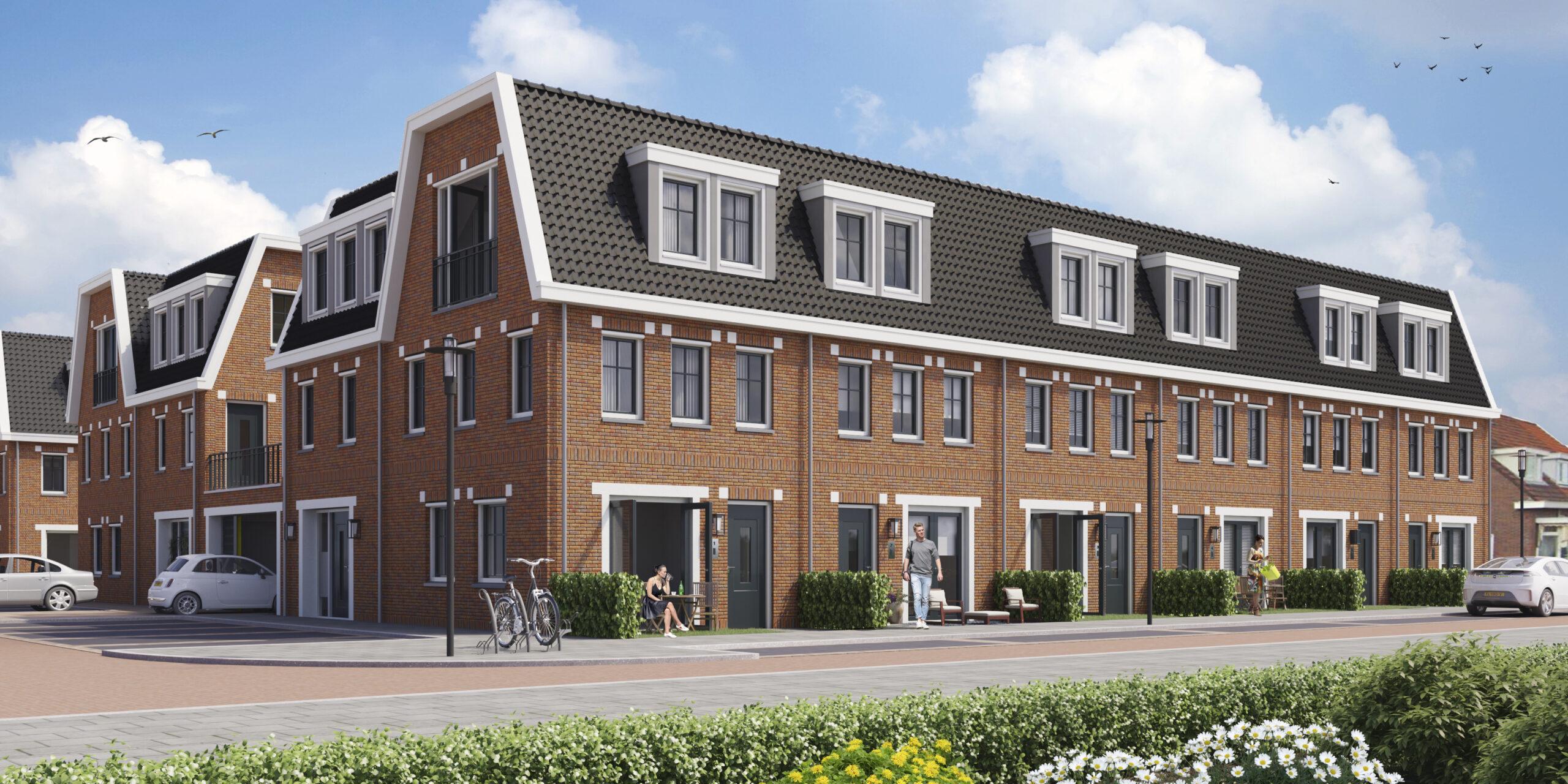 Verenigd Beheer BV koopt nieuwbouwproject Jan de Windstraat in Beverwijk