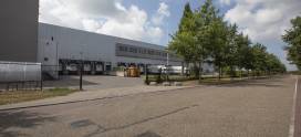 EQT Exeter Acquires Logistic Property in Venlo from Union Street