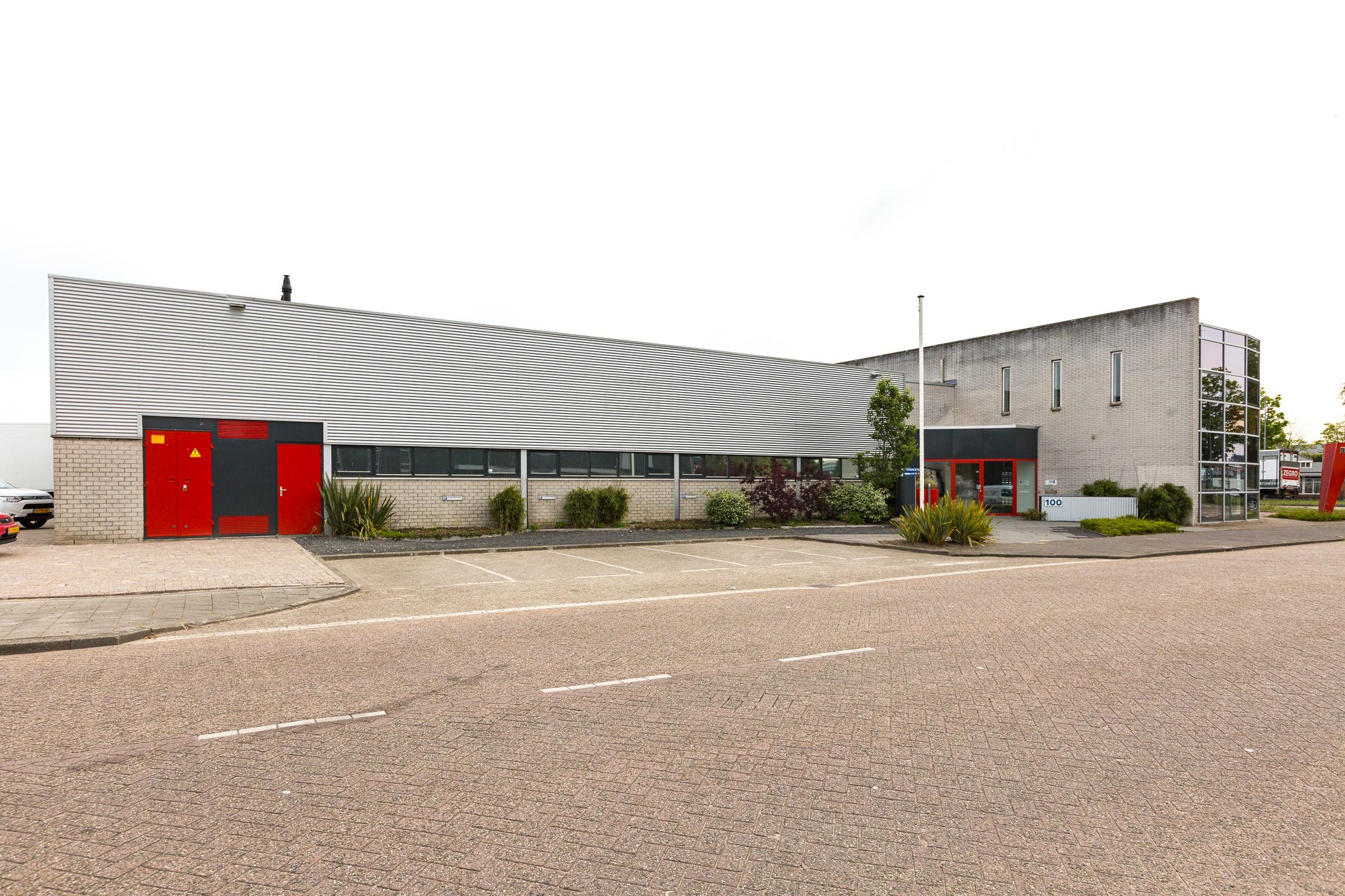 Agin Vastgoed B.V. verkoopt Linschotenstraat 100 in Rotterdam aan Sagax