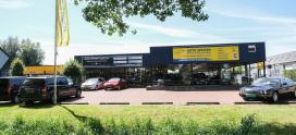 H. Spruijt Beheer B.V. verhuurt bedrijfsruimte aan Van den Brink Automotive