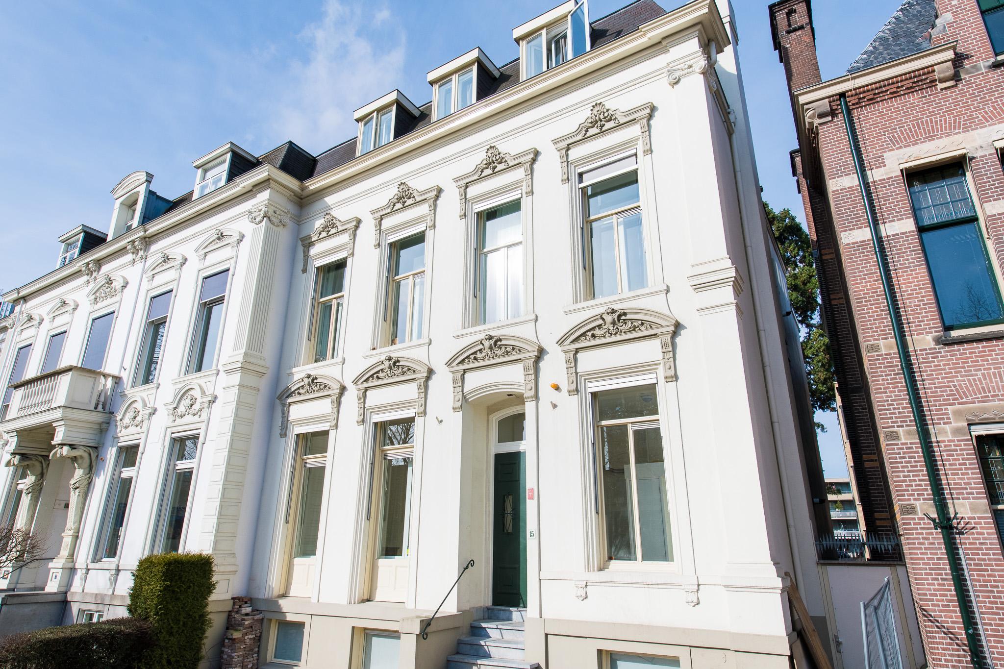 Spring Real Estate adviseert bij de verkoop van Velperweg 15-1 t/m 15-10 in Arnhem